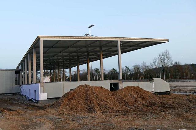 Der FSV Rheinfelden beteiligt sich an den Mehrkosten für die Erdentsorgung
