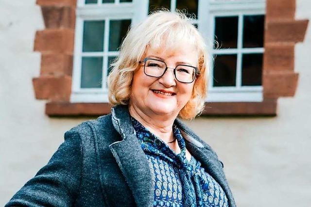 Sabine Hartmann-Müller (CDU) will Anreize statt Verbote schaffen
