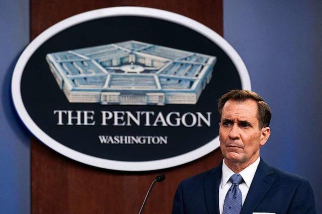 US-Luftangriffe gegen pro-iranische Milizen in Syrien