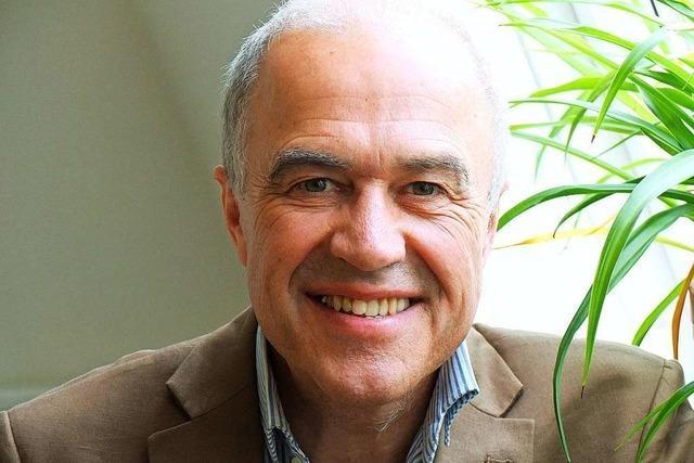 Wolfgang Stich vom Freiburger