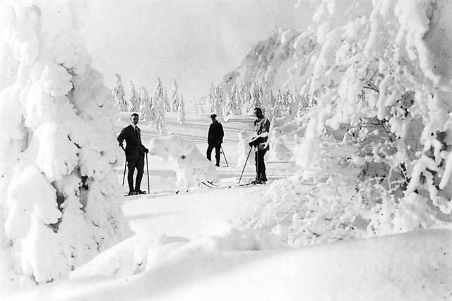 Der Hochschwarzwald feiert sich als Heimat des Skisports