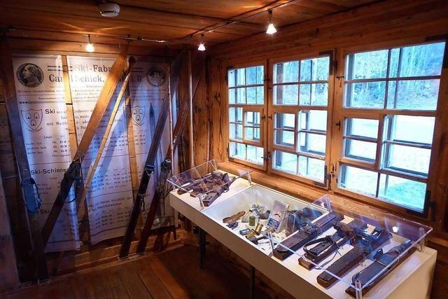 Skimuseum in Hinterzarten ist die Schatzkammer des Skisports