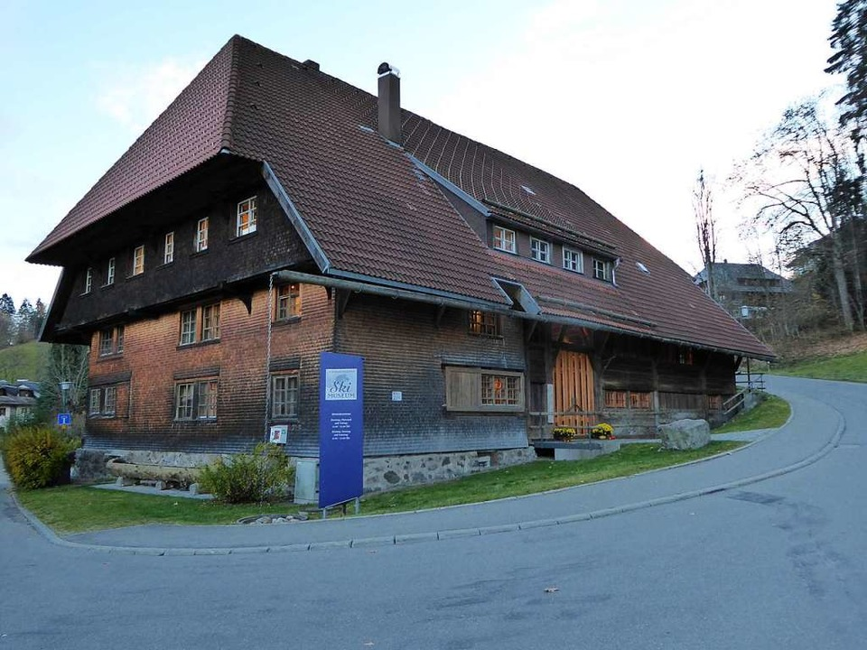 Das Skimuseum    Foto: Peter Stellmach