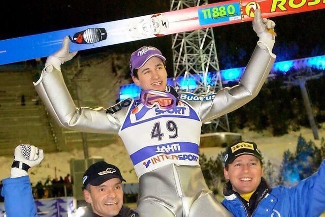 Der Schwarzwald hat erfolgreiche Skistars hervorgebracht