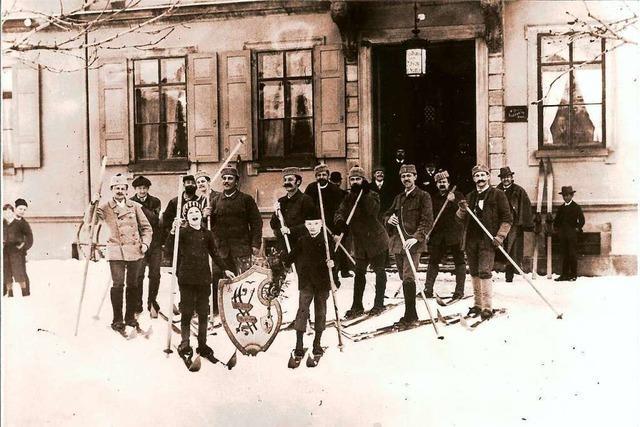In Todtnau wurde 1891 der erste Skiclub Deutschlands gegründet