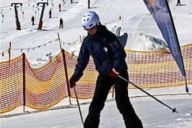 Skischulen vermitteln den Sport auf zwei Brettern