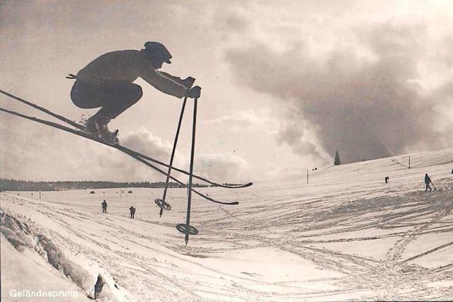 Wie sich der Wintersport im Hochschwarzwald entwickelte