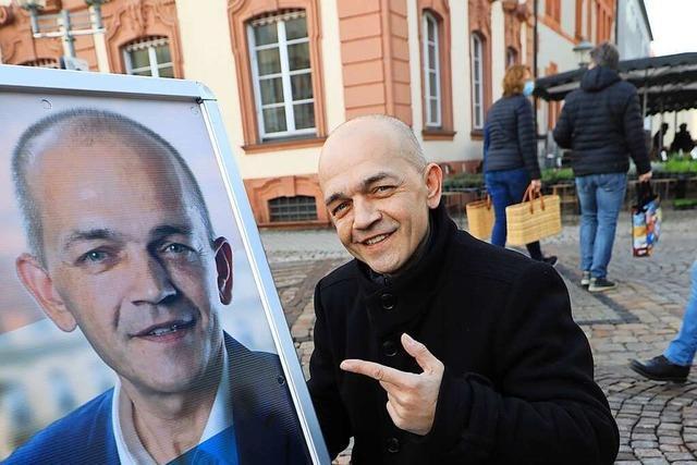 Taras Maygutiak (AfD) provoziert gerne nach dem Vorbild von Jan Böhmermann
