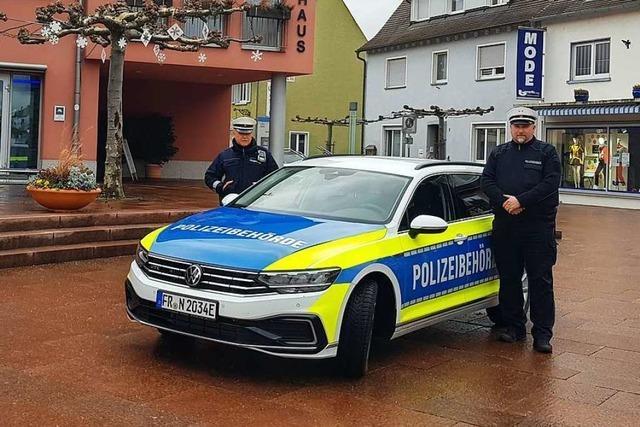 Neuenburg setzt verstärkt auf E-Autos im städtischen Fuhrpark