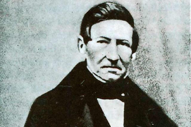 Buchhändler Friedrich Wagner erlangte in Freiburg größtes Ansehen