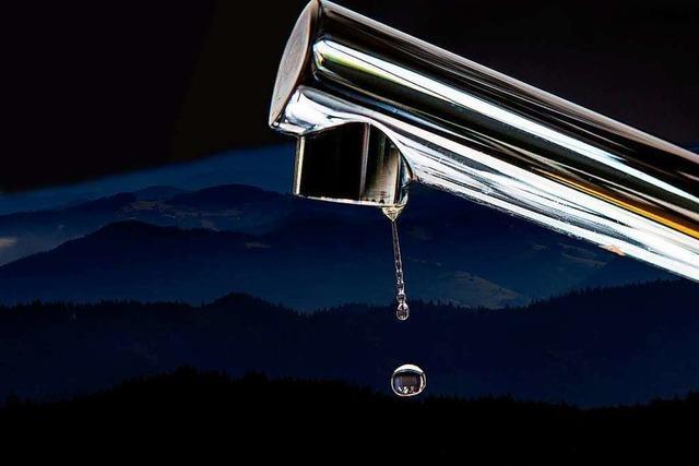 Das Ende der Trinkwasser-Chlorung in Lörrach ist in Sicht