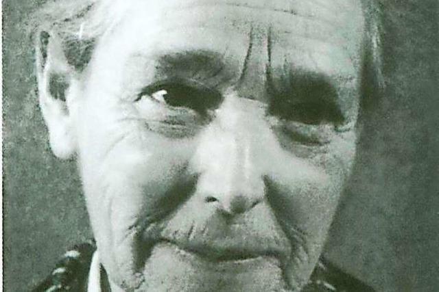 Der erste Stolperstein erinnert an die Familie von Else Liefmann
