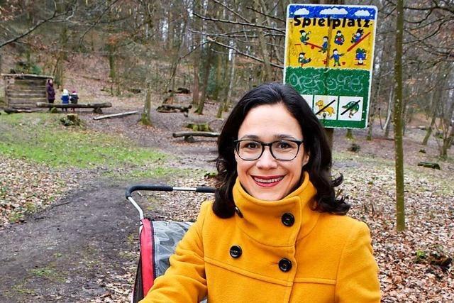 Nadyne Saint-Cast (Grüne) will Freiburg als Leuchtturm sehen