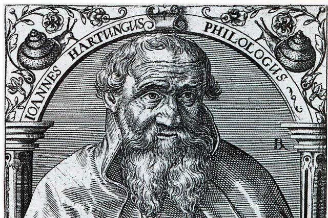 Johannes Hartung hatte einen steinigen Weg zur wissenschaftlichen Karriere