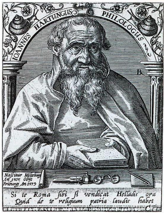 Gedenktafel  für Johannes Hartung im Münster.     Foto: Privat