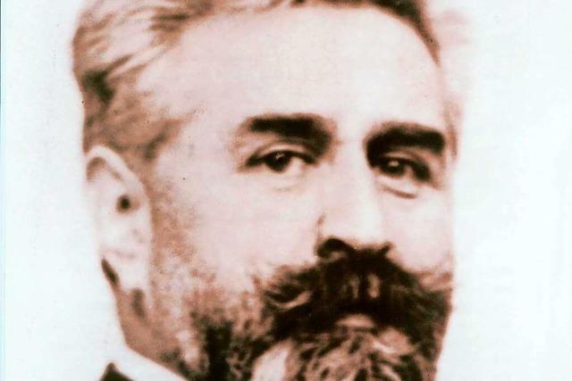 Alexander Bürkle ist Gründer des gleichnamigen Elektrogroßhandels