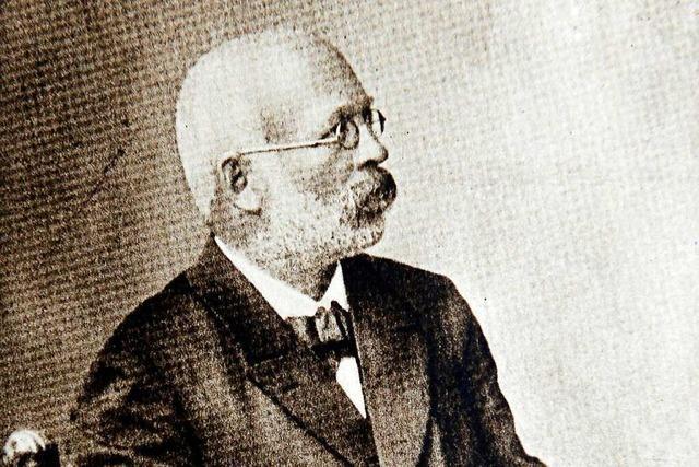 Rechtsanwalt Ludwig Marbe wollte den Einfluss der Kirche zu stärken