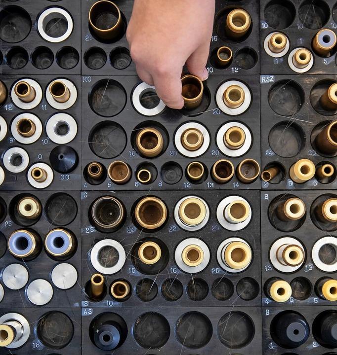 Bürsten- und Pinselmacher ist ein traditionelles Handwerk.  | Foto: Daniel Karmann