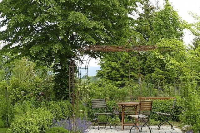 Der Garten – ein Erlebnis für die Sinne