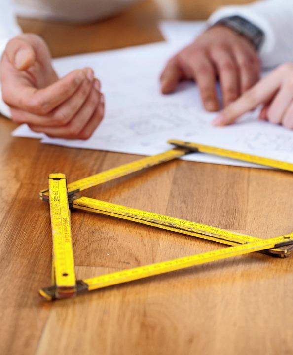 Wer baut, hat ein Recht auf eine detaillierte Baubeschreibung.  | Foto: Christin Klose