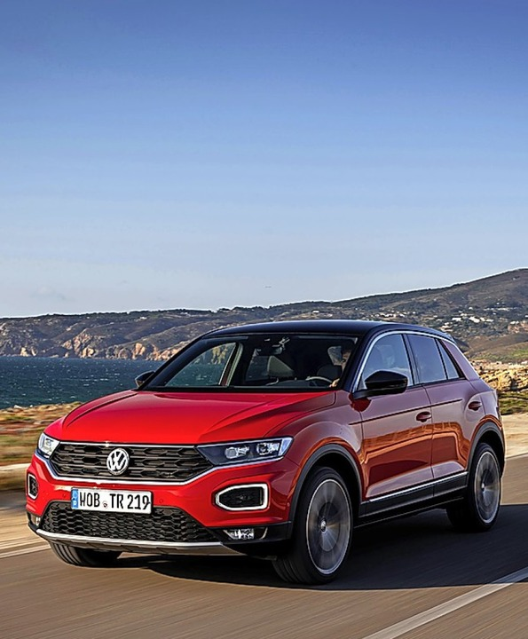Kompakte SUVs ohne Allradantrieb wiege... mehr als die entsprechende Limousine.  | Foto: VW