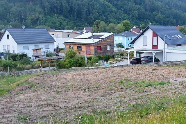 Die CDU will in Schopfheim Wohnraum für Familien fördern