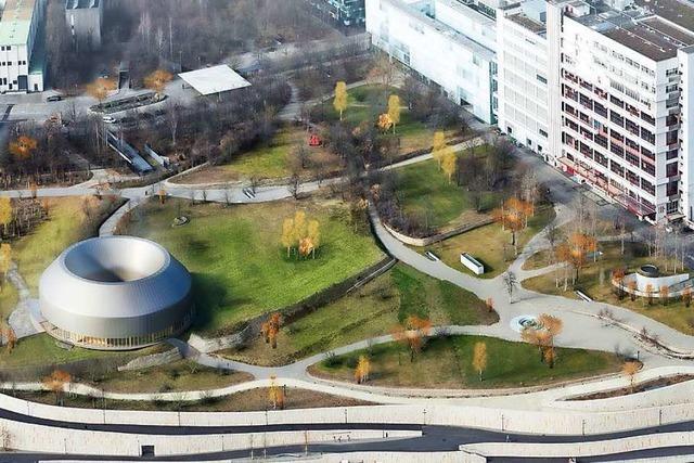 So will Novartis seinen Basler Campus öffentlich zugänglich machen