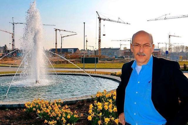 Baudezernent der Wachstumsstadt Bad Krozingen geht nach knapp 30 Jahren in den Ruhestand