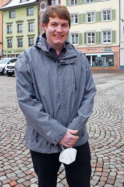 Niklas Nüssle    Foto: Stefan Mertlik