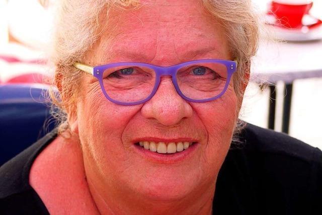 Als Malerin war sie vielen bekannt – Brigitte Hüttig-Sirio ist gestorben