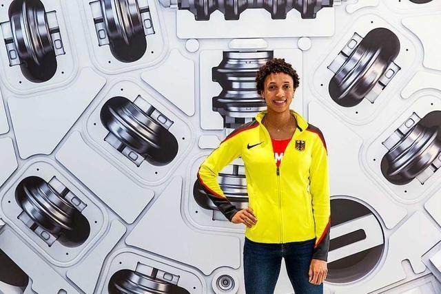 Schwanauer Firma Herrenknecht unterstützt Weltmeisterin Malaika Mihambo