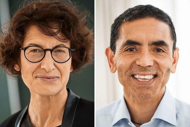 Biontech-Gründer erhalten Verdienstorden der Bundesrepublik