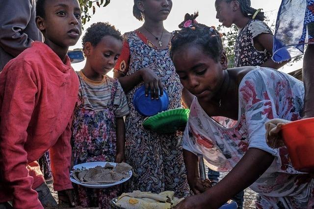 Hunderte Tote in Äthiopien