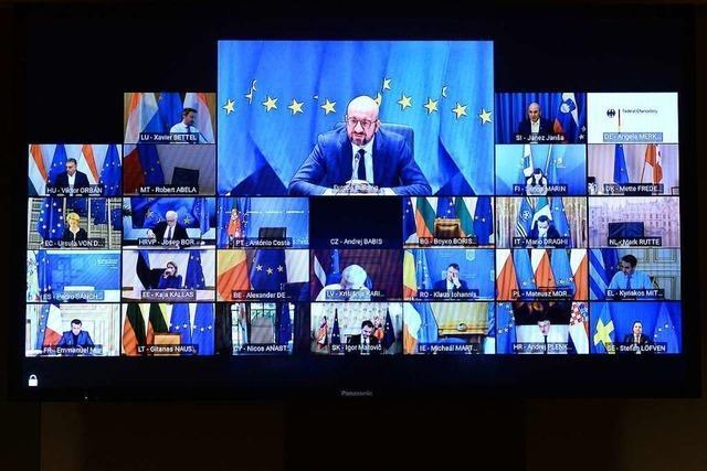Ob Pandemiebekämpfung oder Verteidigung – in der EU läuft alles im Schneckentempo