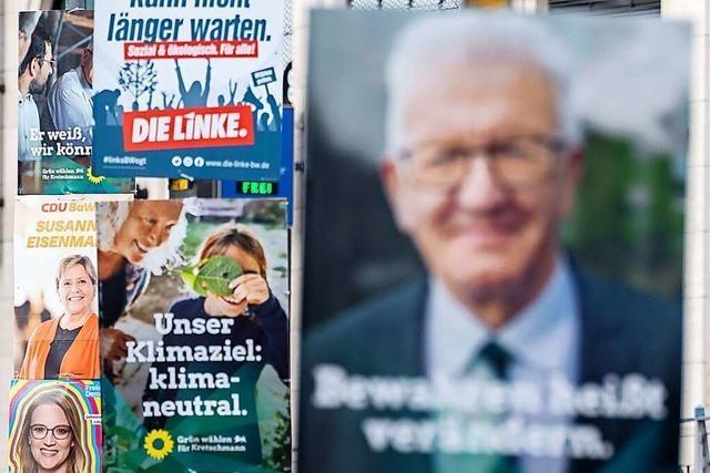 Beim BZ-Webtalk wird den Kandidierenden im Wahlkreis Lahr auf den Zahn gefühlt