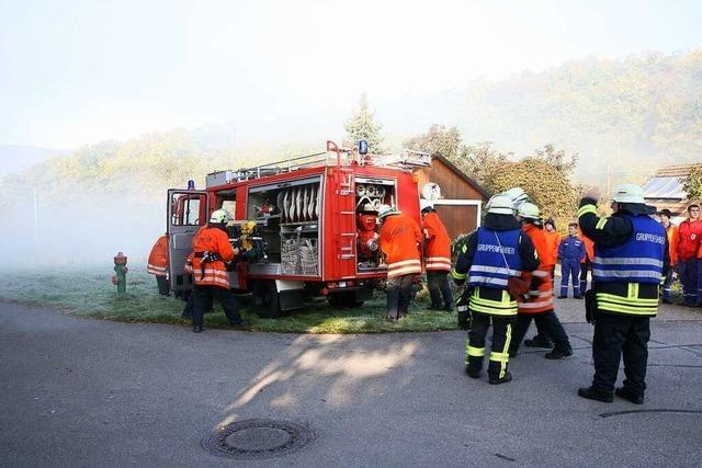 Steinens Feuerwehrkommandant: