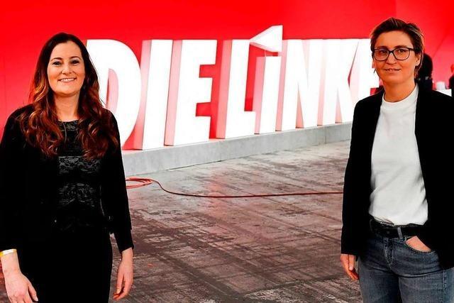 Das ist das neue Führungs-Duo der Linkspartei – Fragen und Antworten