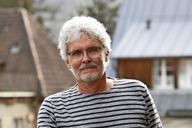 Der Freiburger Jürgen Sturm hat gelernt, mit einer unheilbaren Krankheit zu leben