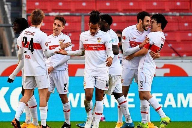 VfB Stuttgart demontiert Schalke 04 mit 5:1