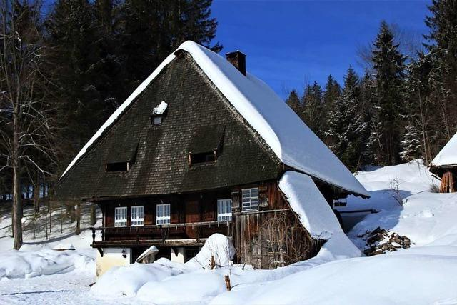 Winterwunderland St. Märgen
