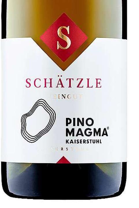 Alle 14 Weinbetriebe haben ihre eigene...ett, das den Kaiserstuhl symbolisiert.  | Foto: Pino Magma eG