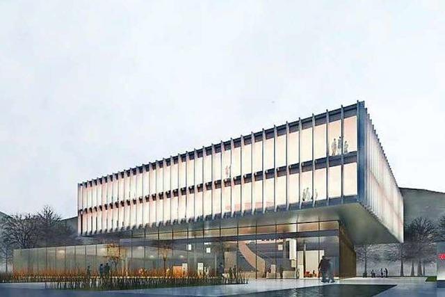 Die Firma Zehnder investiert in Lahr 17 Millionen Euro in ein Bürogebäude