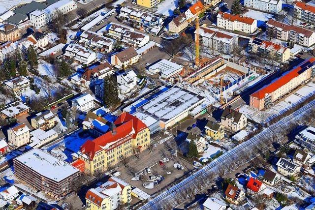 Schopfheims Bürgermeister verteidigt seinen Vorgänger in Sachen Schulcampus