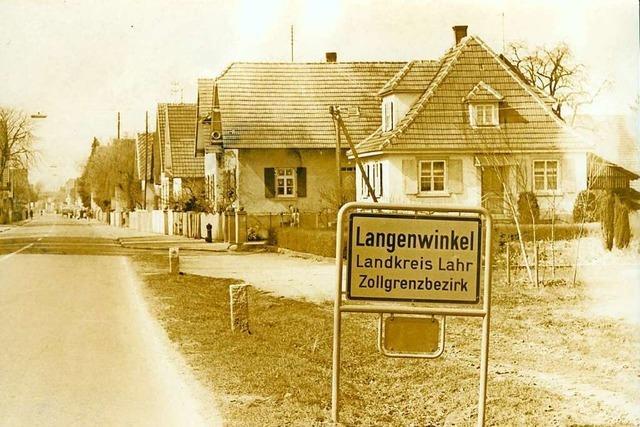 Vor 50 Jahren wurde das Dorf Langenwinkel wegen des Nato-Flugplatzes umgesiedelt