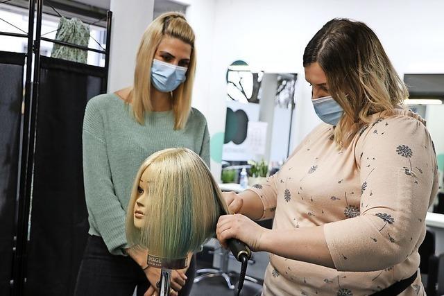 Frisuren kommen wieder in Form