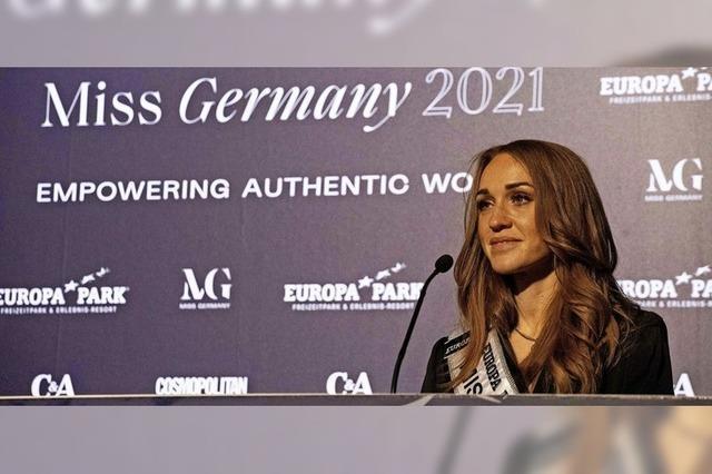 Anja Kallenbach ist Miss Germany