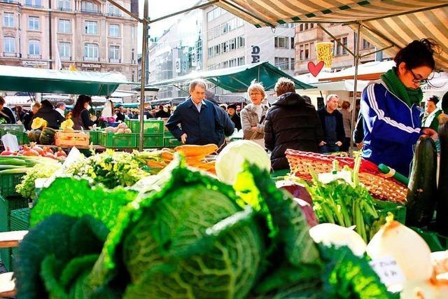 Schweiz plant Importzoll auf Obst und Gemüse aus Südbaden