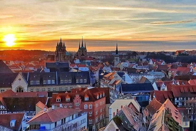 Freuen Sie sich auf Bundesgartenschau und Festspiele in Erfurt!