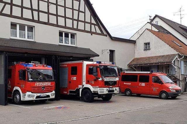 Die Feuerwehr Haltingen zieht Bilanz des nicht einfachen Coronajahres 2020