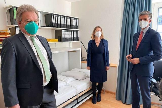 Bei der Freiburger Vergiftungs-Zentrale gab es 2020 deutlich mehr Anrufe